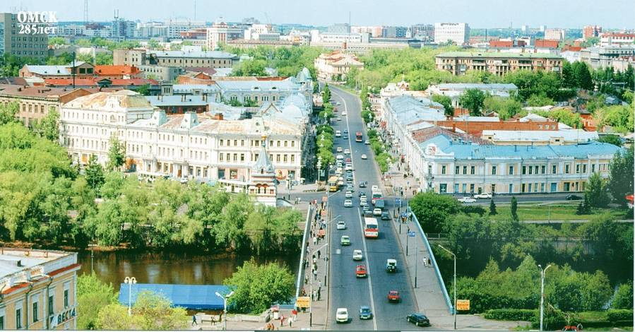 фото города Омска - заходите на сайт и посмотрите на достопримечательности города Омска!